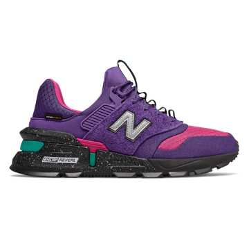 New Balance 997 Sport, Prism Purple with Carnival
