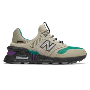 New Balance 997 Sport, Stonewear with Verdite