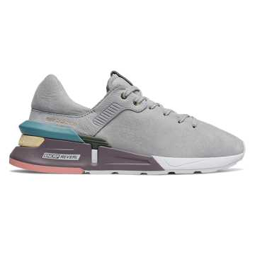 New Balance 997S男女同款复古休闲运动鞋 稳固舒适  , 灰色
