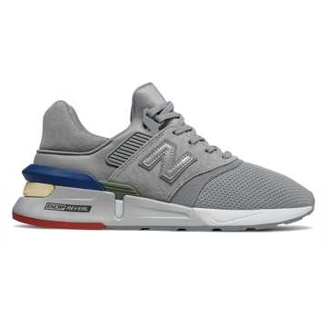New Balance 997 Sport Components, Steel with Light Aluminum