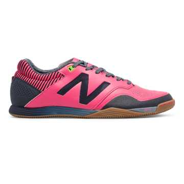 New Balance Audazo 2.0 Pro IN, Alpha Pink with Dark Cyclone & Energy Lime