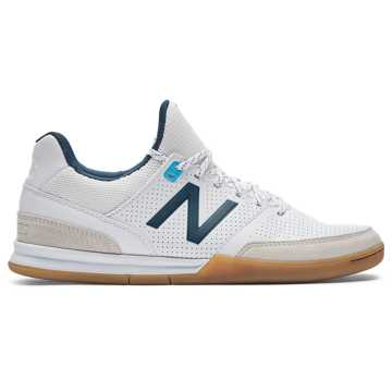 New Balance Audazo v4 Pro IN, White with Navy