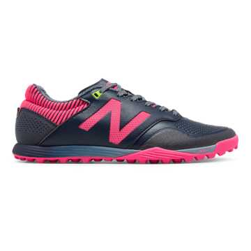 New Balance Audazo 2.0 Pro TF, Dark Cyclone with Alpha Pink & Energy Lime