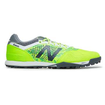 New Balance Audazo Pro TF, Lime Glo with Gunmetal