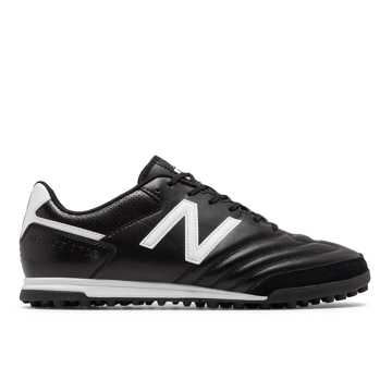 New Balance 442 Team TF, Black with White