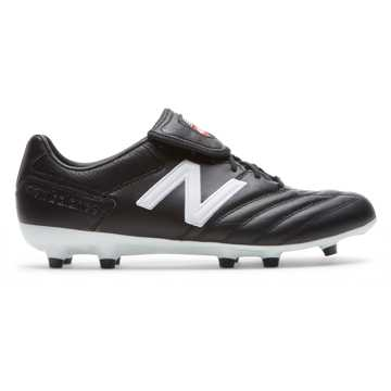 New Balance 442 Pro FG, Black with White & Red