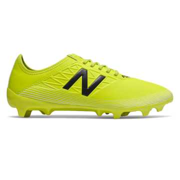 New Balance Furon v5 Dispatch FG, Sulphur with Phantom & White