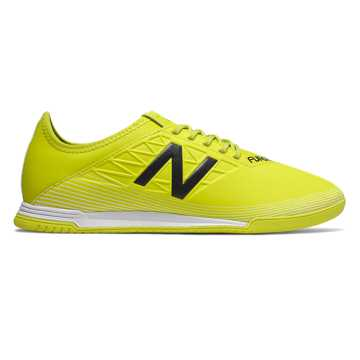 New Balance Furon v5 Dispatch IN, Sulphur with Phantom & White