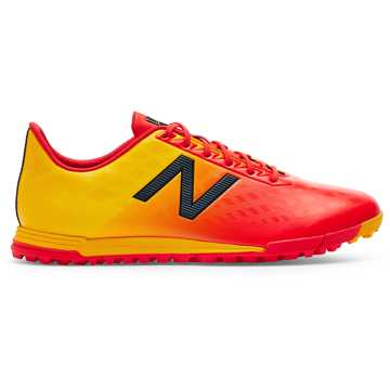 New Balance Furon v4 Dispatch TF, Flame with Aztec Gold