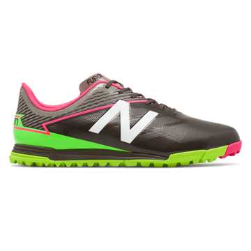 New Balance Furon 3.0 Dispatch TF, Military Dark Triumph with Alpha Pink & Energy Lime