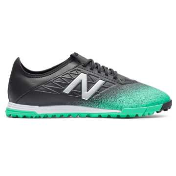 New Balance Furon v5 Dispatch TF, Neon Emerald with Black & Silver