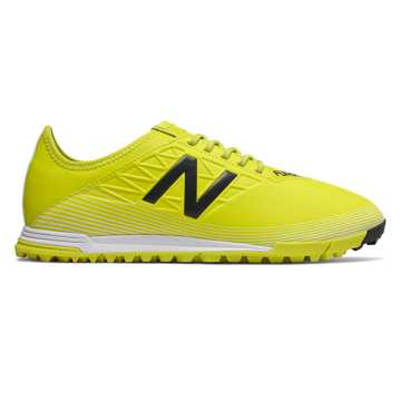 New Balance Furon v5 Dispatch TF, Sulphur with Phantom & White