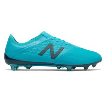 New Balance Furon v5 Pro Leather FG, Bayside with Supercell