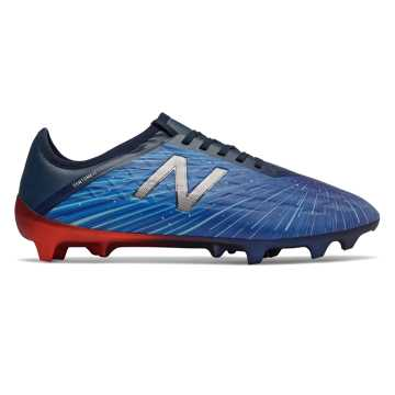 New Balance Blue Lite Shift LE, Blue with Red & Silver