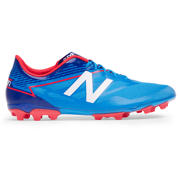 New Balance Furon 3.0 Mid AG, Bolt with Team Royal & Energy Red