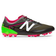 NB Furon 3.0 Mid AG, Military Dark Triumph with Alpha Pink & Energy Lime