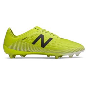 New Balance Furon v5 Destroy FG, Sulphur with Phantom & White