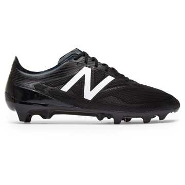 New Balance Furon 3.0 Pro FG Blackout, Black with White