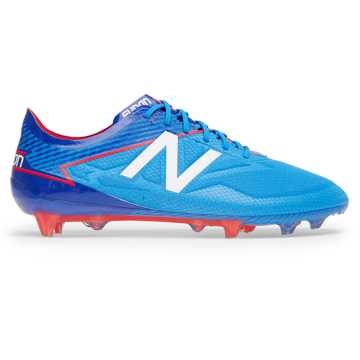 New Balance Furon 3.0 Pro FG, Bolt with Royal Blue & Energy Red