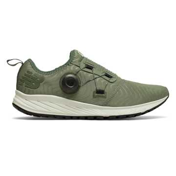 New Balance FuelCore Sonic v2, Mineral Green with Black