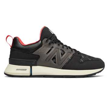New Balance Reveal Concept 2, Black with Laser Blue