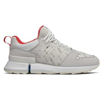 New Balance Tokyo Design Studio R_C2, White with Laser Blue