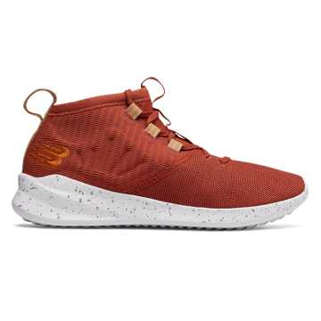 New Balance Cypher Run Knit, Vintage Russet with Vegan Tan Leather