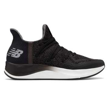 New Balance Cypher Run v2, Black with Magnet & White