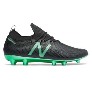 4add031adeeb9 New Balance Tekela Pro FG, Black with Neon Emerald Chrome