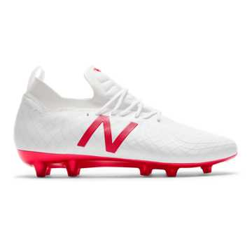 New Balance Tekela Pro FG, White with Flame