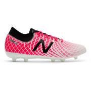 NB Tekela Magique FG, White with Bright Cherry & Black