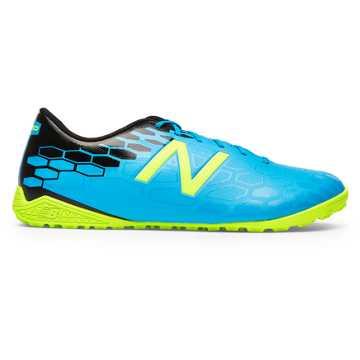 New Balance Visaro 2.0 Control Turf 足球鞋 男款 耐磨防滑, 深蓝色