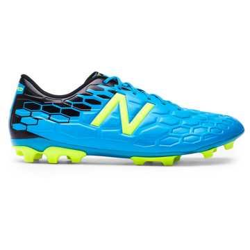 New Balance Visaro 2.0 Mid AG足球鞋 男款 缓震防滑, 深蓝色