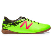 New Balance Visaro 2.0 Control IN, Energy Lime with Military Dark Triumph & Alpha Pink