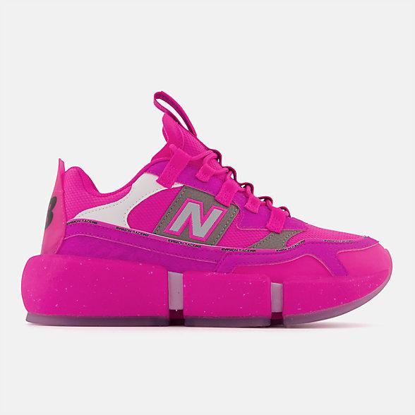 New Balance Vision Racer系列男女同款复古老爹鞋, MSVRCJSC