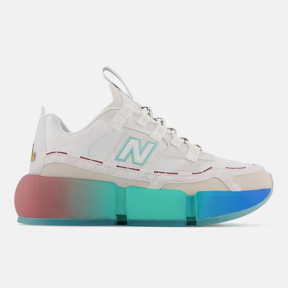 New Balance Trippy Summer Pack男女同款复古休闲鞋, MSVRCJWB