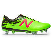 NB Visaro 2.0 Control SG, Energy Lime with Military Dark Triumph & Alpha Pink