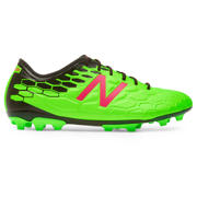 NB Visaro 2.0 Pro AG, Energy Lime with Military Dark Triumph & Alpha Pink