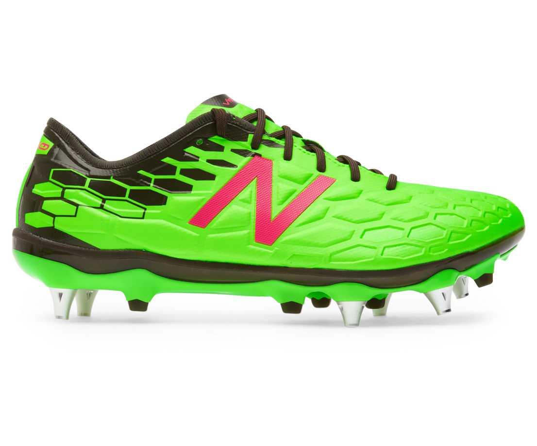 NB Visaro 2.0 Pro SG, Energy Lime with Military Dark Triumph & Alpha Pink