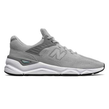 New Balance X-90, Rain Cloud with Mineral Sage