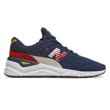 New Balance X-90, Pigment with Red