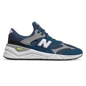 New Balance X-90, North Sea with Team Away Grey
