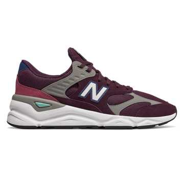 New Balance X-90, Dark Current with Team Away Grey