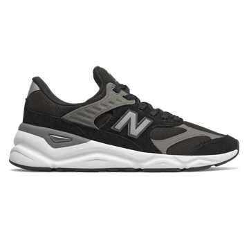 New Balance X-90, Black with Castlerock