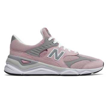 New Balance X-90 Reconstructed, Pink Lady with Grey