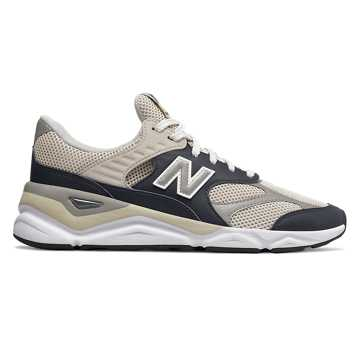 New Balance X-90 Reconstructed, Outerspace with Light Cliff Grey