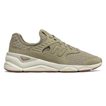 New Balance X-90, Trench with Sea Salt