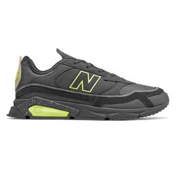 New Balance X-Racer, Magnet with Castlerock & Lemon Slush