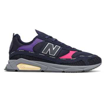 New Balance X-Racer, Pigment with Eclipse