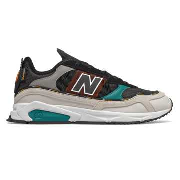 New Balance X-Racer, White with Amazonite